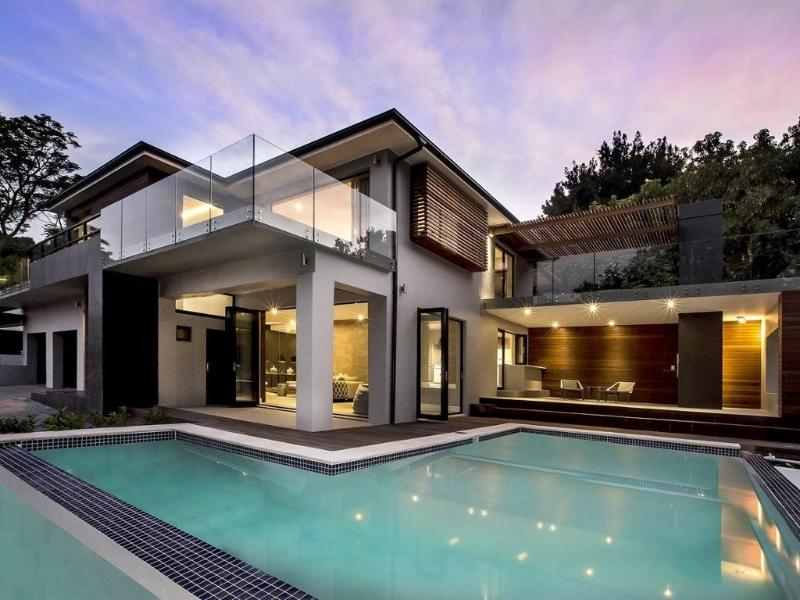 Modern Entertainers Home, Constantia Winelands, holiday rental in Constantia