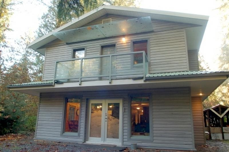 TWO BROTHERS Cabin, holiday rental in Deming