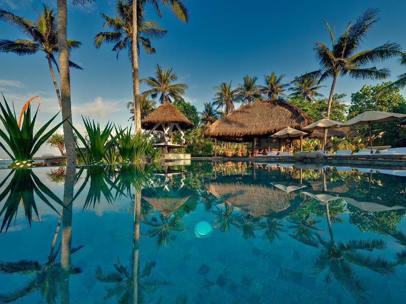 Taman Ahimsa - Swimming pool