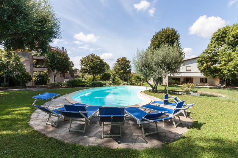 Relais La Canfora La Collina, vacation rental in Cerreto Laziale