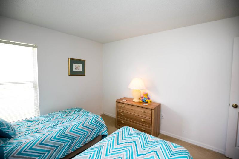 The First Twin Bedroom