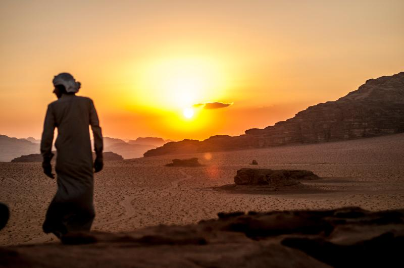 Majed Tours and Adventures Bedouin life, holiday rental in Jordan