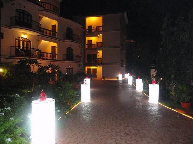 Serviced Apartment Nazri Resort Baga - max 2 adults + 2 kids, holiday rental in Baga