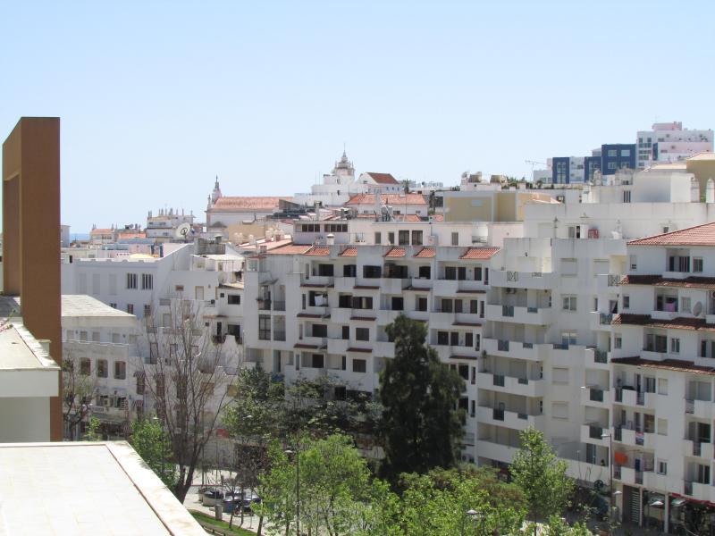 South view balcony