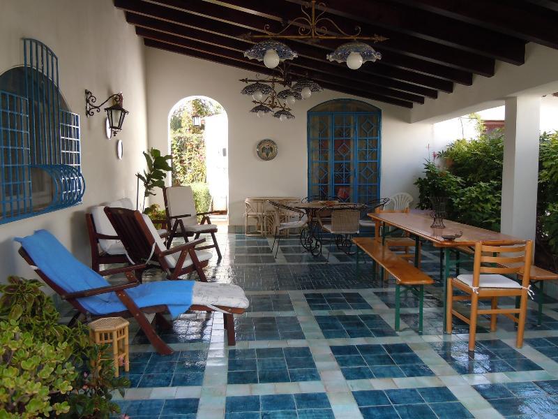 Bilocale in villa Musa vicino al mare, vacation rental in Cassibile