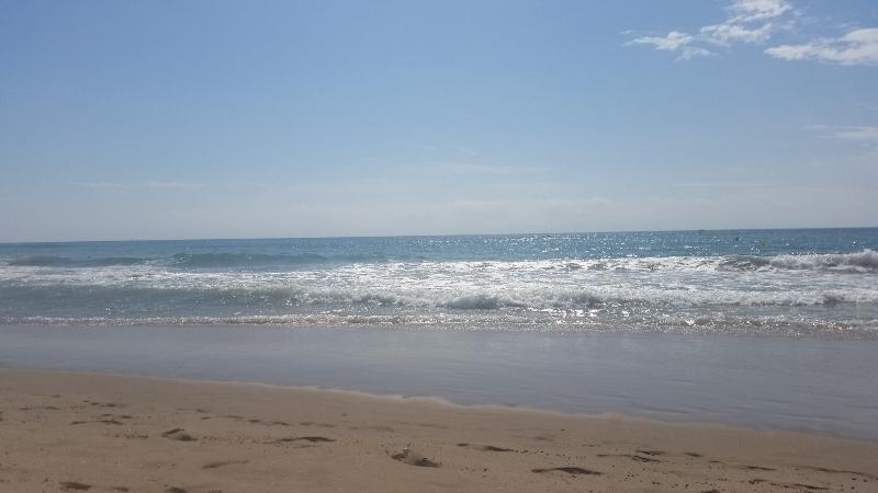 Nuestra playa a 5 minutos caminando