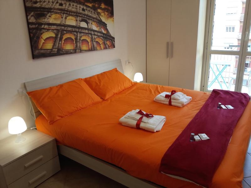SELF CATERING APARTMENTS ROME SUBWAY TO VATICAN 50MT all PERFECT COMFORT