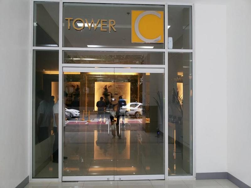 Tower C Entrance