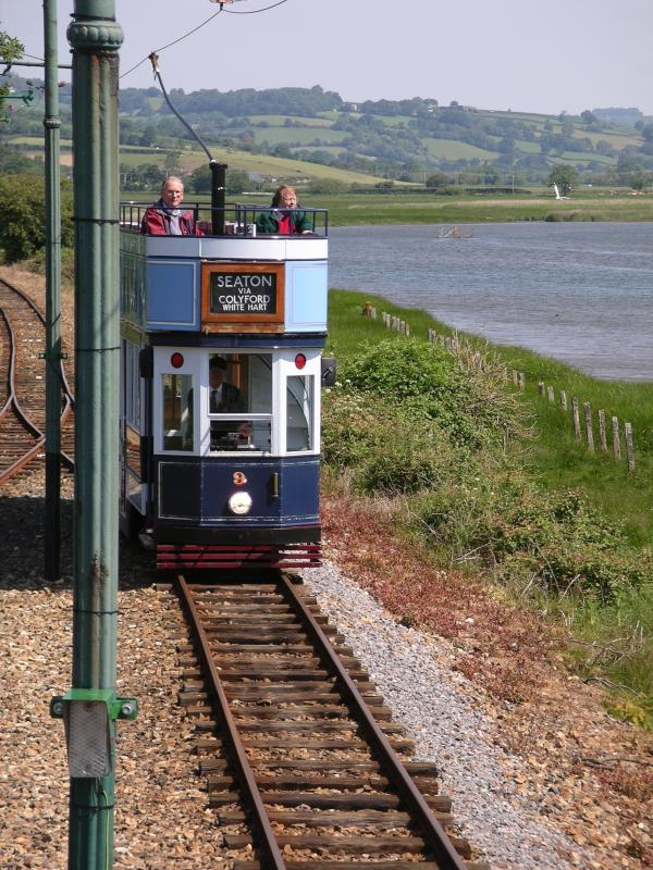Local Attractions - Seaton Tramway