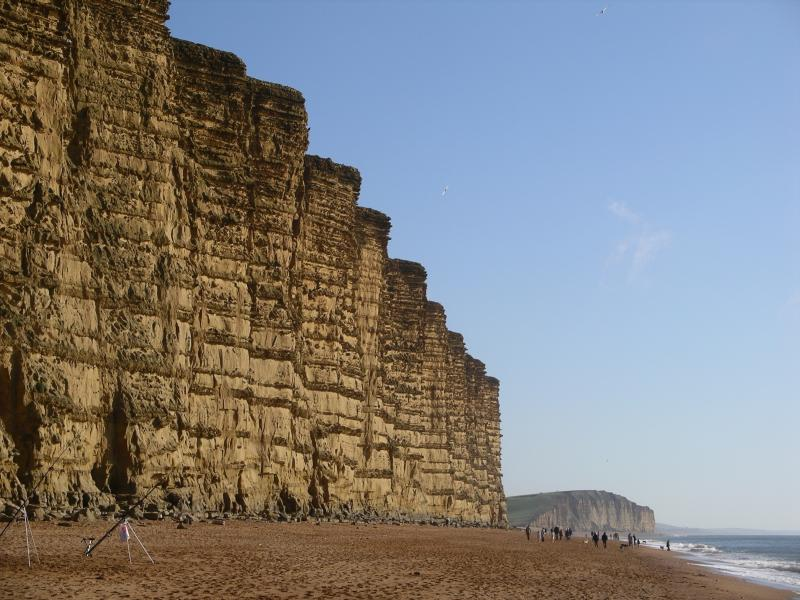 Local Attractions - Cliffs at Westbay