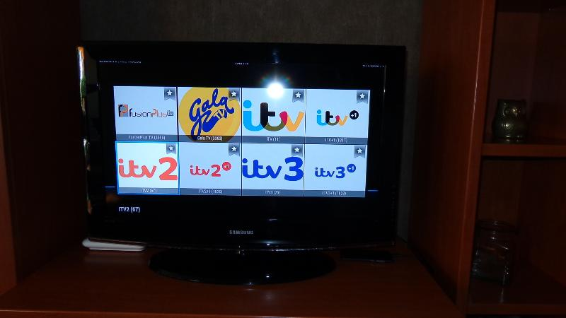 More UK TV Channels