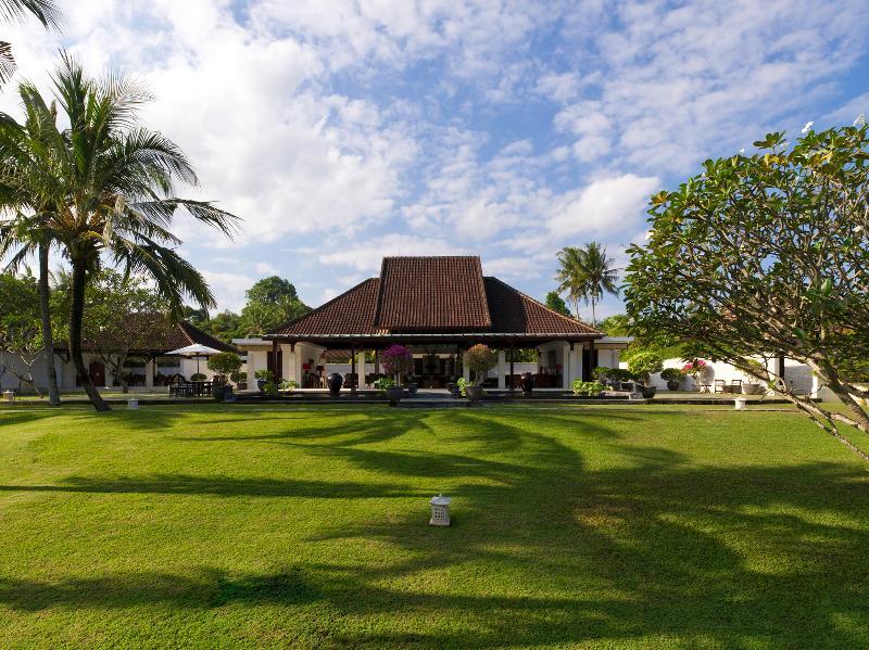 Villa Kailasha - Villa et jardin