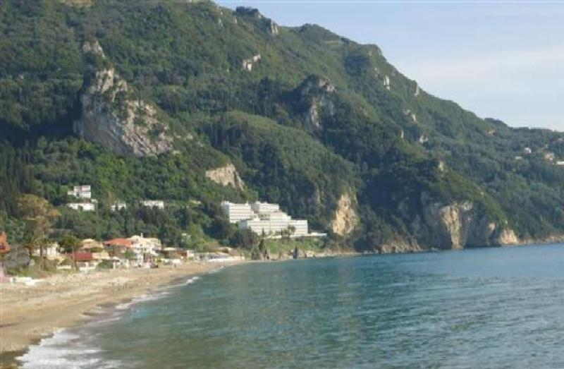4 Person Seaview Hotel Room 390 meters from the beach, holiday rental in Agios Gordios