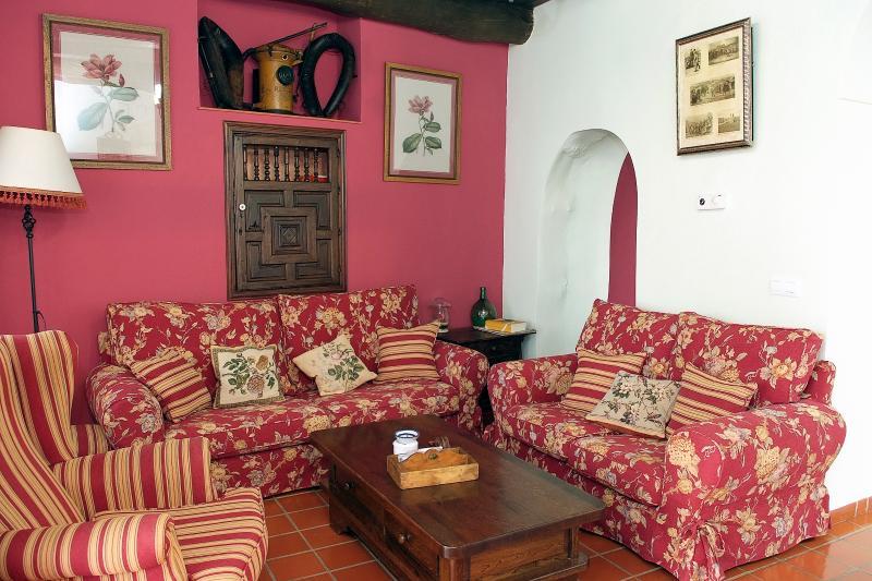 Casa rural - La Casa del Abuelo Martín, holiday rental in Cardenchosa