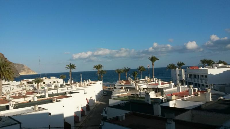 Playa Las Negras. Impresionantes vistas al mar: 50 metros