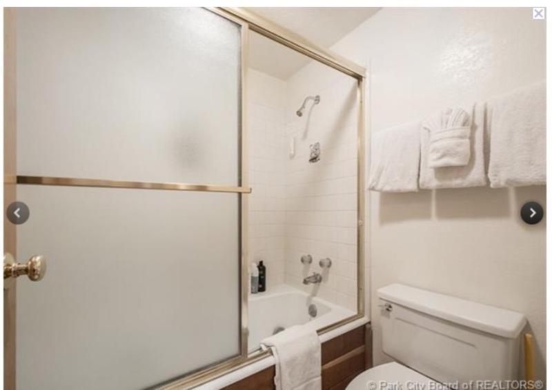 Badkamer voor gasten