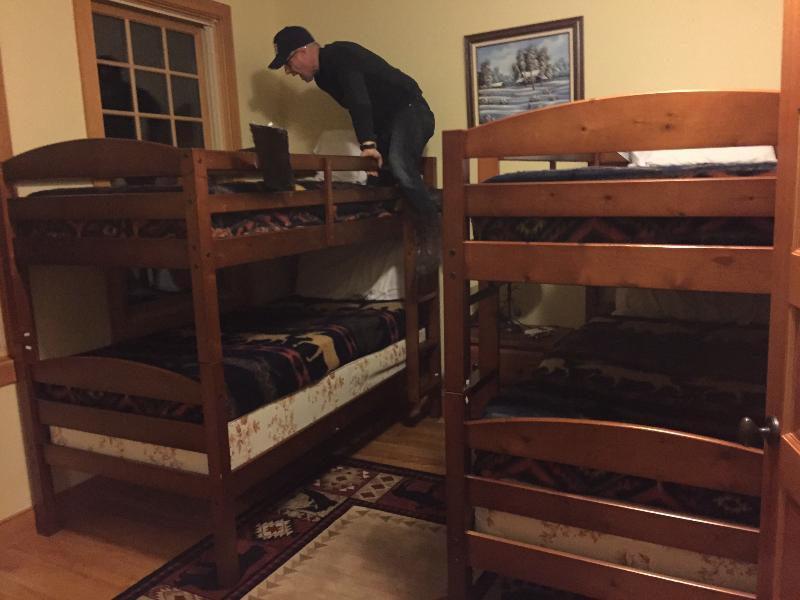 Camera da letto a castello 1