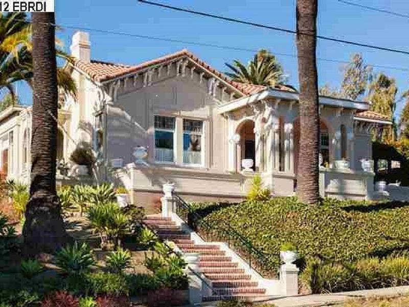 Huge historic landmark - Best area of Oakland, holiday rental in Canyon
