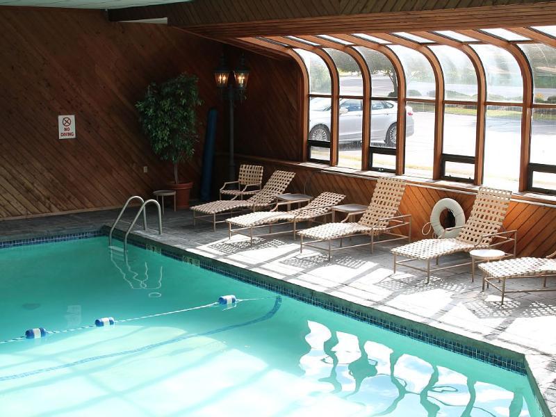 Indoor, Heated Pool.