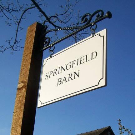 Springfield Barn is a beautiful, peaceful retreat in a rural setting in North Staffordshire.