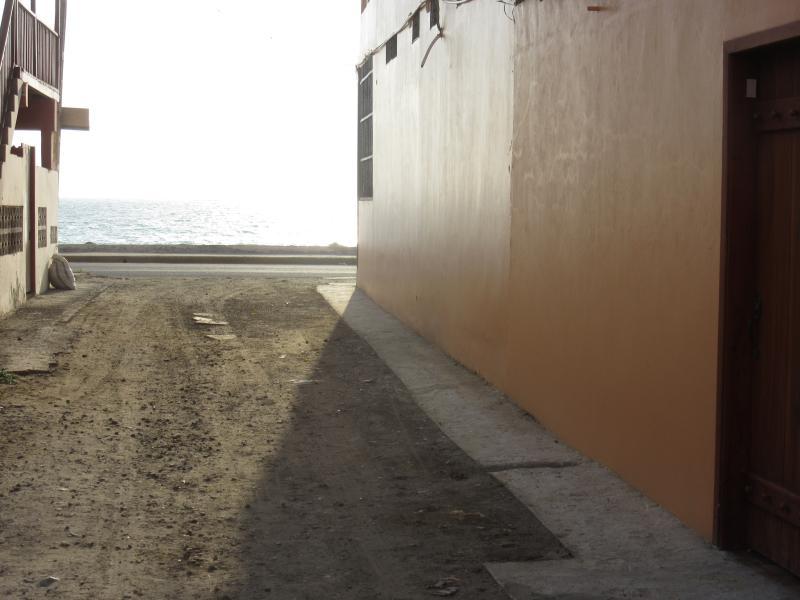 Seulement 58 étapes à la plage !