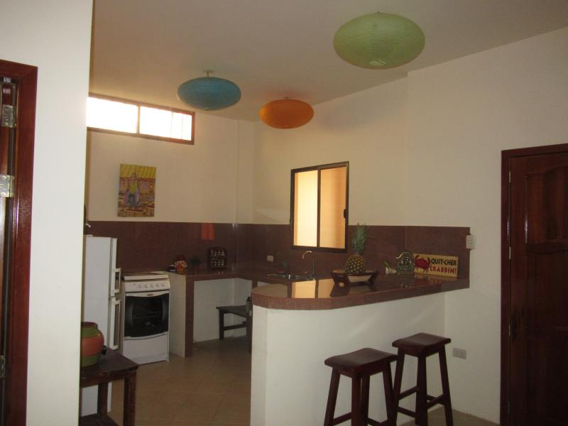 Furnished Crucita Apartment, holiday rental in Crucita