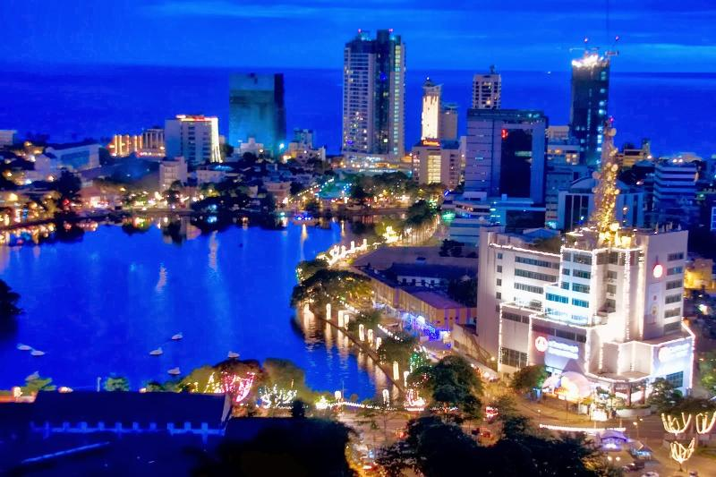 Colombo Night View