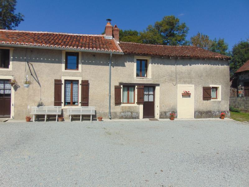 campagne la gloire, holiday rental in Saint-Sornin-Leulac