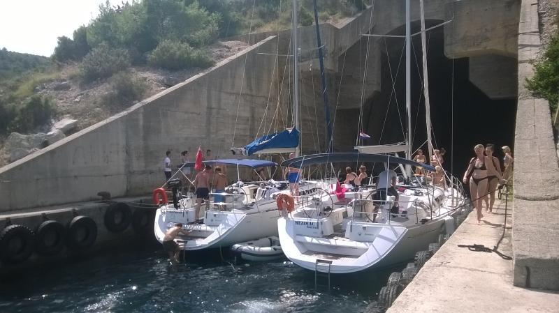 Sailing boat, holiday rental in Preko