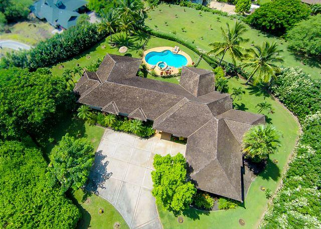 Awesome Custom West Maui View Estate Launiupoko, holiday rental in New York City