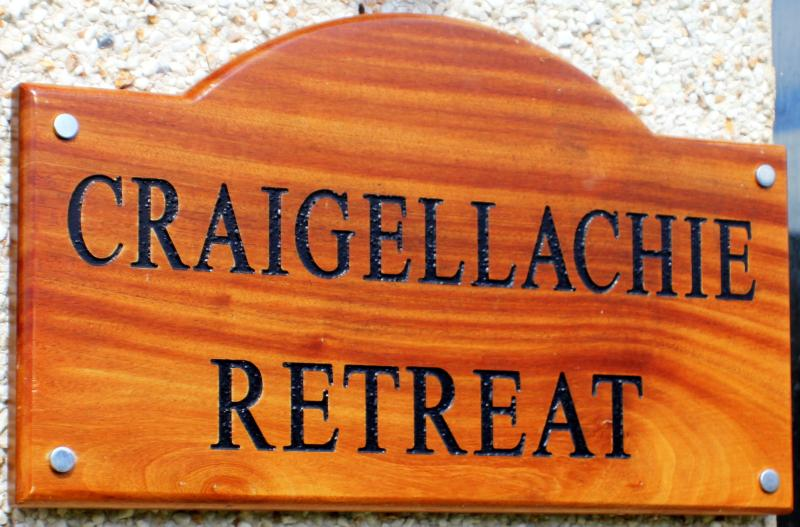 Craigellachie Retreat Self Catering Holiday House, holiday rental in Aviemore and the Cairngorms
