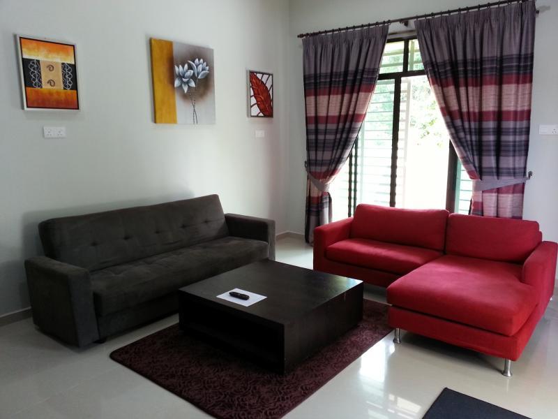 Amera Homestay - Living Room