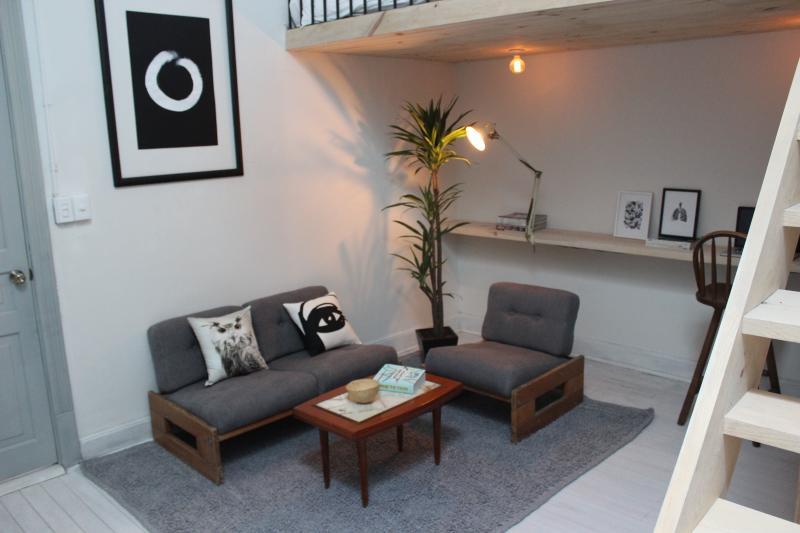 Room comfort area