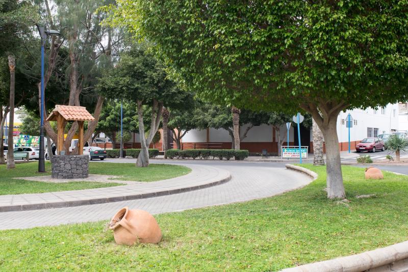 Parque público de Gran Tarajal