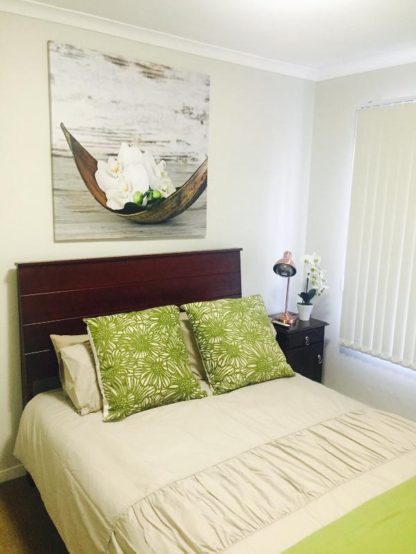 camera da letto tranquilla