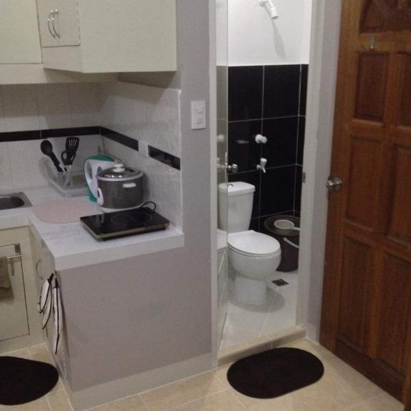 Toilet and Shower with no hot water