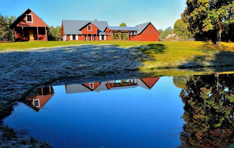 The property of villa 'Dzukijos uoga'