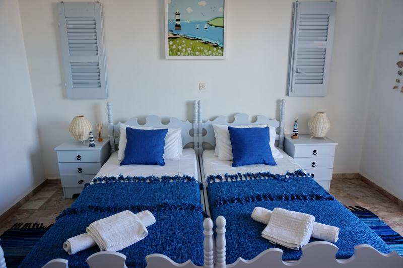 Bedroom overlooking the Sea