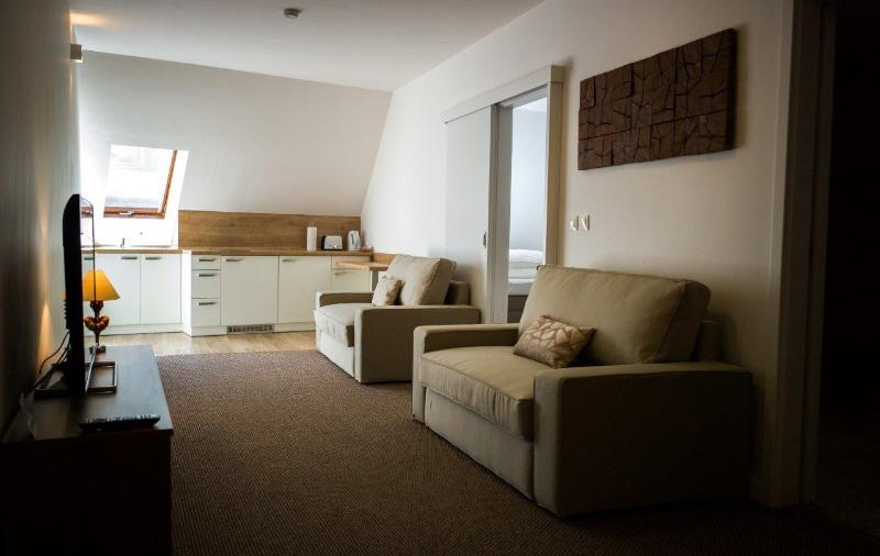 Apartment size 60 m2 is located on the first floor of the building...