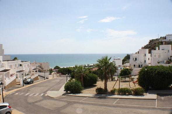 Stunning sea views from Sunny Terrace