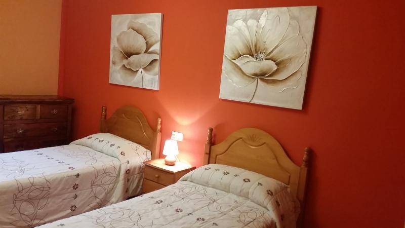 Turismo Rural Castell, Apartamento-1, holiday rental in Bisaurri