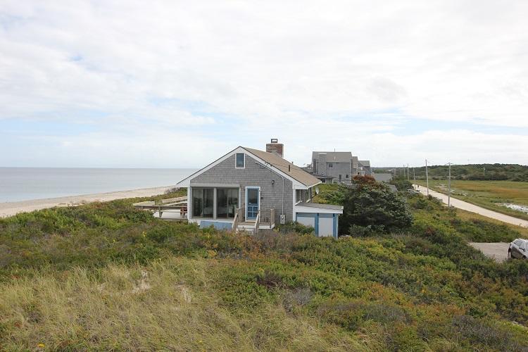 Vista del Cottage da una parte