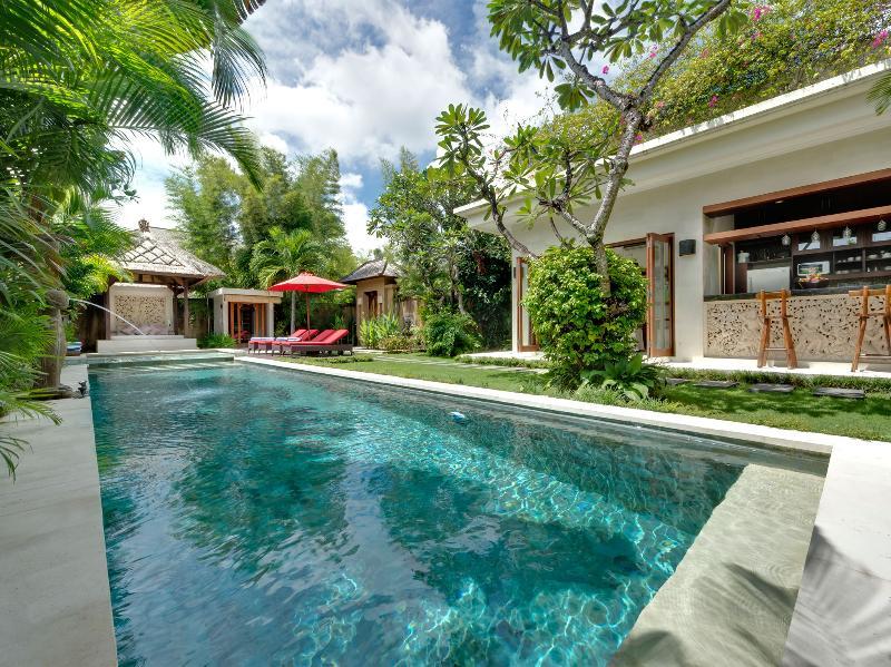 Villa Kalimaya II - Vue sur la piscine
