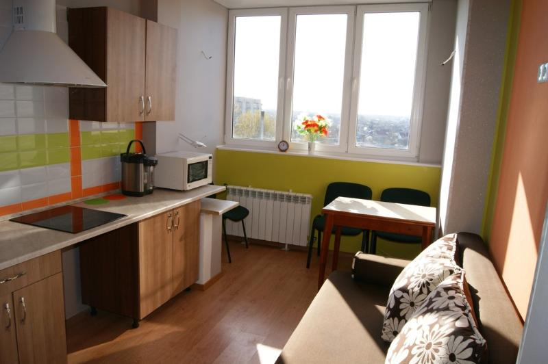Апартаменты (Cozy apartment in new building), alquiler de vacaciones en Svetlogorsky District