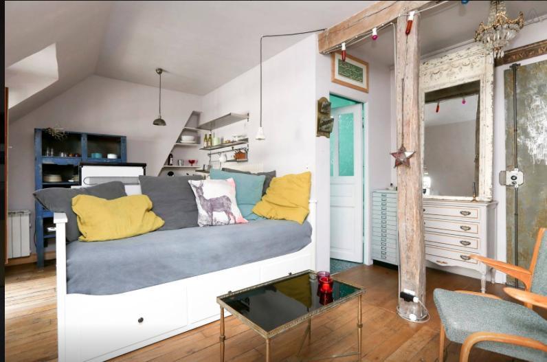 Chic & cosy apartment St Ambroise/Marais w/balcony, holiday rental in Saint-Denis