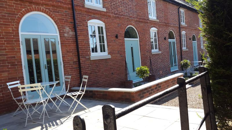 No.2 Meynell Mews, holiday rental in Swadlincote