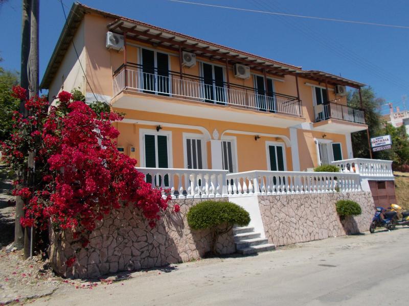Kavos Fantasia Complex (Apartments), holiday rental in Corfu