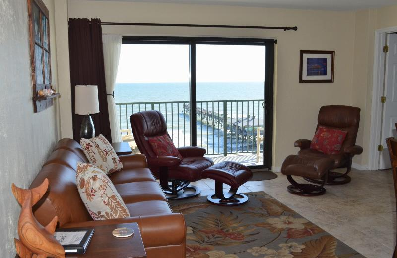 Opening Living/Dining/Kitchen DIRECT OCEANFRONT!