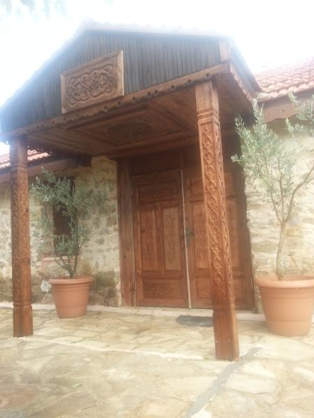 Main Entrance in Selcuk style