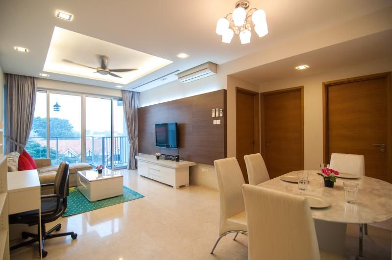 THE PARC 3BR AT CLEMENTI (SERVICED), alquiler de vacaciones en Singapur